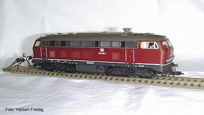 Flm 4238 Db Iv Br 218 Diesellokomotive Mobadaten